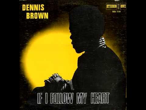 Dennis Brown - If i follow my heart - Album