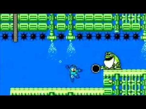 Dross juega Mega Man 2
