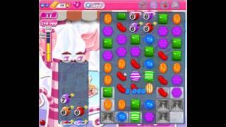 Candy Crush Saga Level 499 NO BOOSTERS