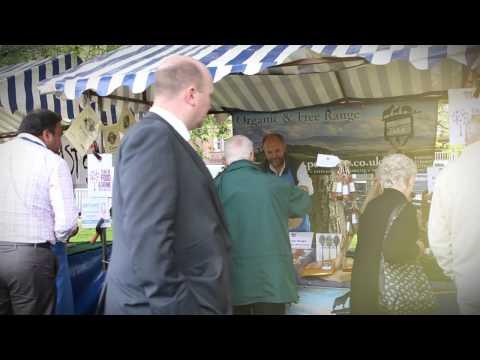 Edinburgh Farmers' Market - Farm to Fork Event