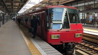 名鉄5700系(5704F) 回送 中部国際空港発車