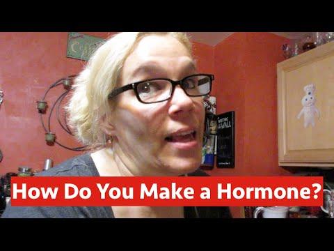 How do you make a hormone