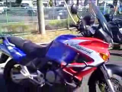 Honda XL1000V VARADERO ABS - YouTube