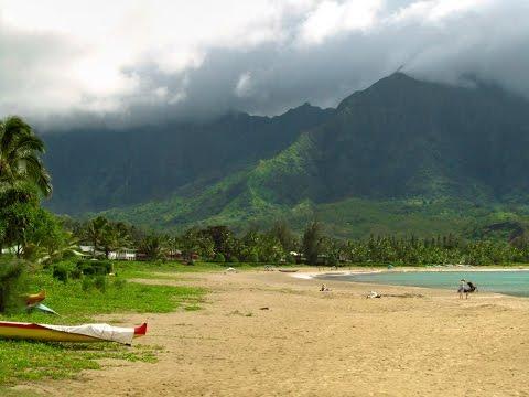 KAUAI - Hanalei Bay & Ke'e Beach