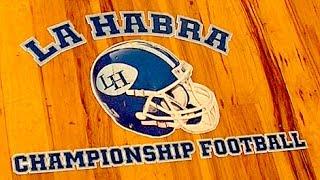 La Habra Football : Summer Ball 2014 - UTR HighlightMix