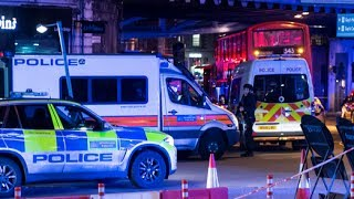 How the London Bridge terror attack unfolded