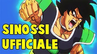 Dragon Ball Super Broly SPOILER - Sinossi UFFICIALE