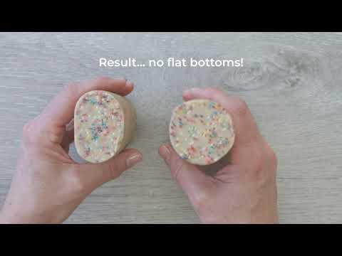 Keeping Slice and Bake Cookies Round