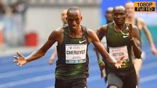 Men's 1500m at ISTAF Berlin 2018