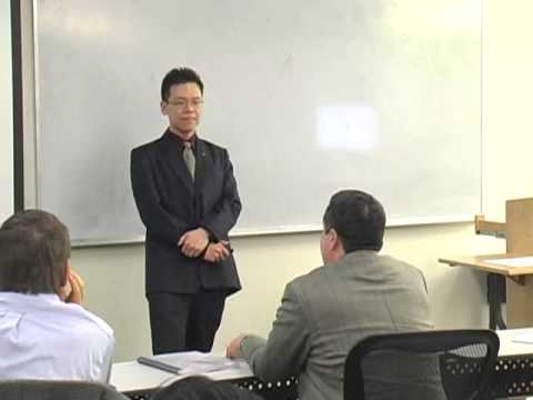 Songphon Munkongsujarit's Ph.D. Dissertation Defense - 2013