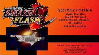 SSF2 Soundtrack: Sector Z / Titania
