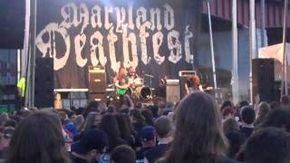 Cancer - Hung, Drawn and Quartered (Live at Maryland Deathfest 2014)