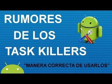 Cómo usar correctamente los Task Killers | Android Evolution