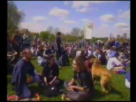 Advance Party 1994