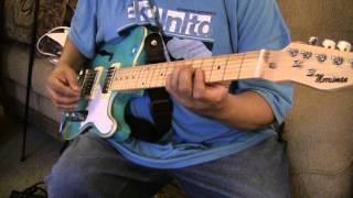 Joe Simon The Chokin' Kind Guitar Cover