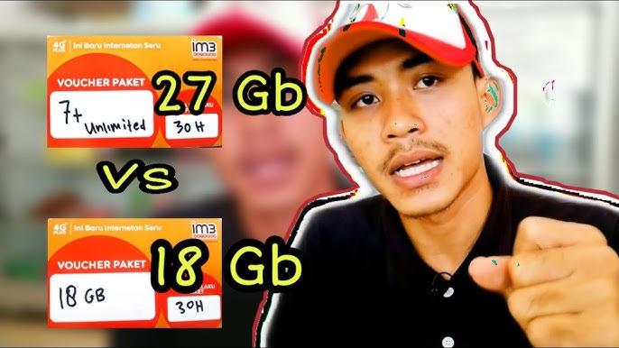 Perbandingan Freedom Internet Dengan Unlimited Indosat Ooredoo Sanjaya Com Youtube