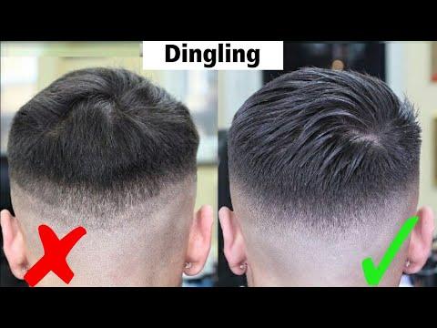 تعلم الطريقة الصحيحة لتدريج الشعر بماكينة DINGLING الصينية شرح مفصل خطوة بخطوة للمبتدئيين .SKIN FADE