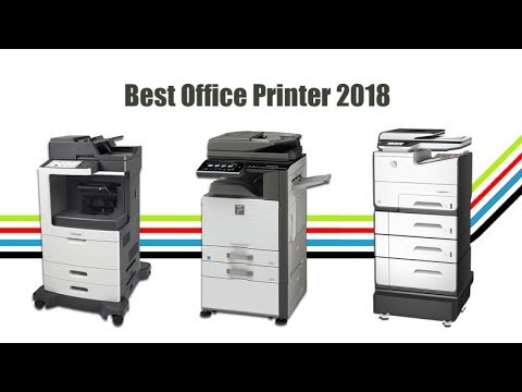 Best Office Printer 2018