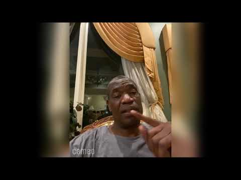 Dikembe Mutombo Loves The Woody Show