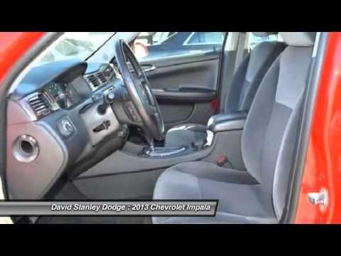 2013 chevrolet impala david stanley dodge 22572 youtube. Black Bedroom Furniture Sets. Home Design Ideas