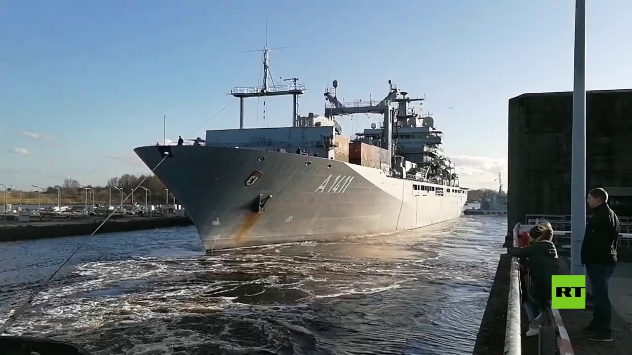 سفينة حربية تغادر قاعدة ألمانية باتجاه الساحل الليبي  - نشر قبل 4 ساعة