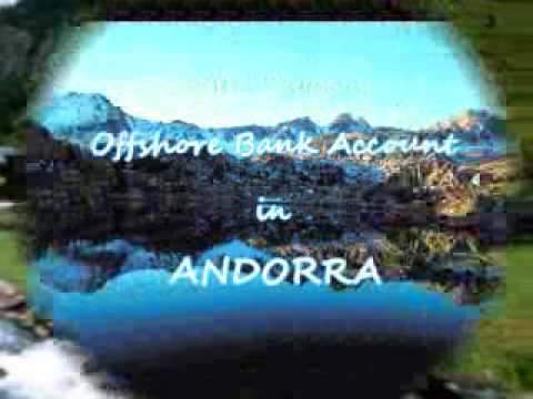 Offshore Bank Account in Andorra