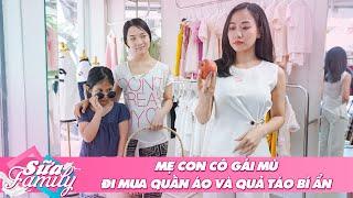 Cô Bé Tốt Bụng Tập 36: Mẹ con cô gái mù đi mua quần áo và quả táo bí ẩn   #Shorts