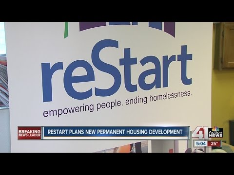 reStart plans new permanent housing development in Kansas City