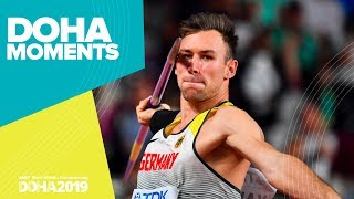 Kaul Storms to Decathlon Gold | World Athletics Championships 2019 | Doha Moments