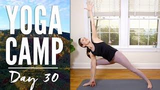 Yoga Camp - Day 30 - It's All You