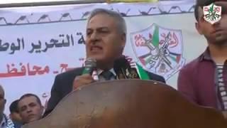 الآلاف يشاركون في حفل تأبين القائد الكبير أبو علي شاهين