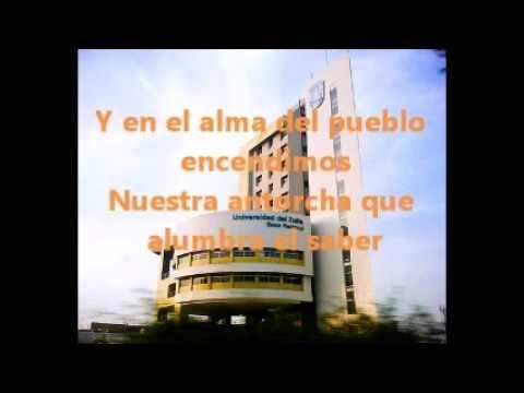 Himno de la Universidad del Zulia (letra)