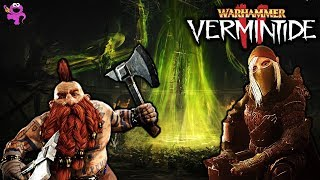 Slayer and Waystalker LEGEND DUO - Convocation of Decay - Warhammer Vermintide 2 Gameplay