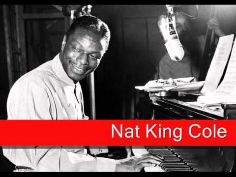 nat king cole somebody loves me