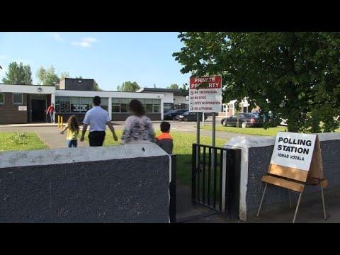استفتاء تاريخي في ايرلندا حول الاجهاض