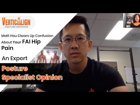 Matt Hsu Clears Up Confusion About Your FAI Hip Pain