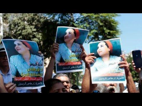 المغرب: الصحافية هاجر الريسوني أمام العدالة مرة أخرى بتهمة -الاجهاض غير القانوني-  - 12:55-2019 / 9 / 16