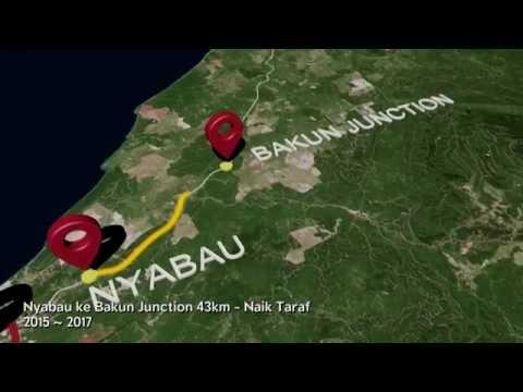 Pan Borneo Sarawak Video