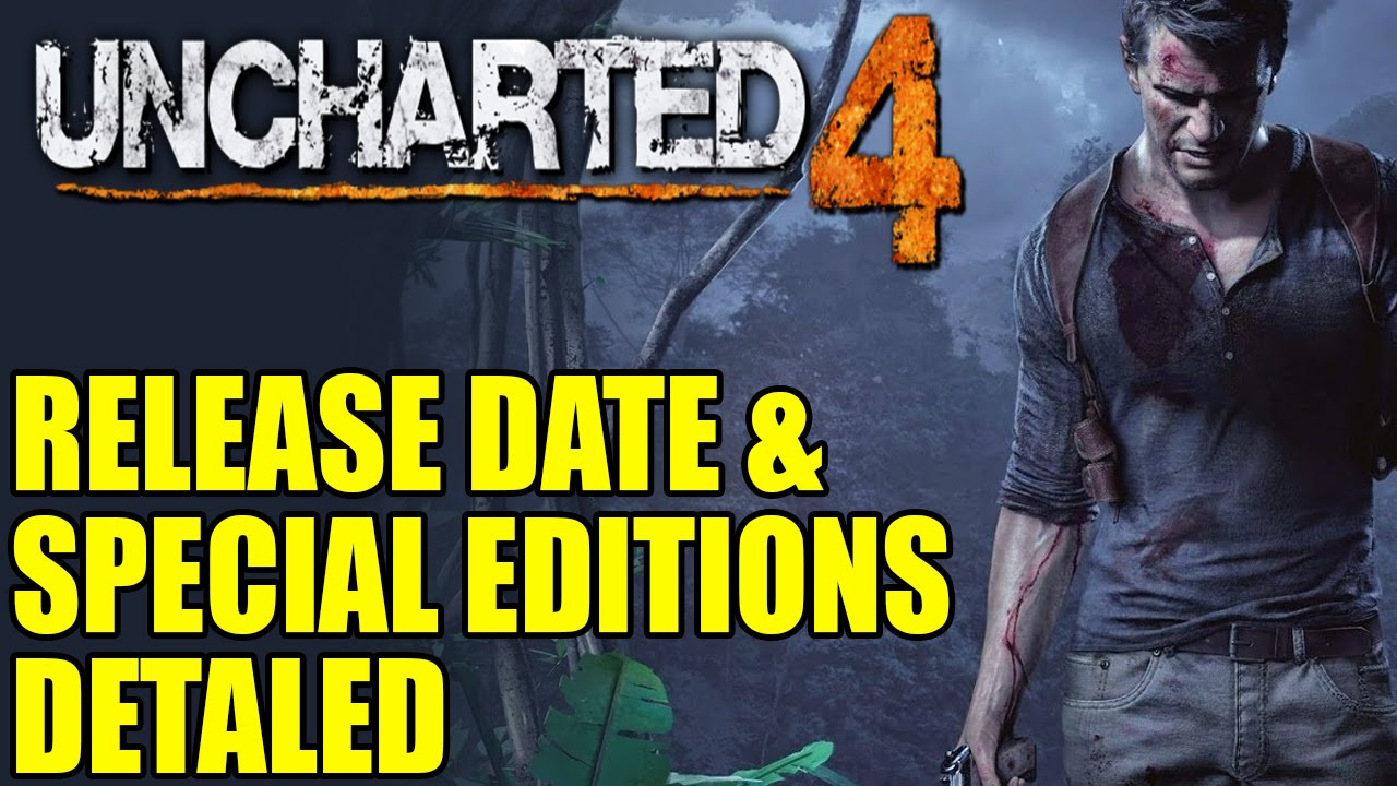 Uncharted release date in Sydney