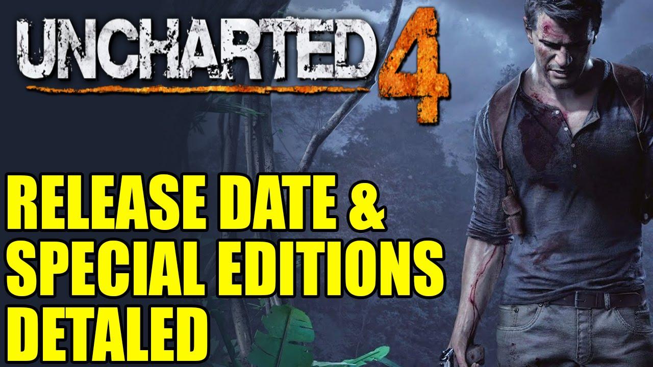 Uncharted release date in Brisbane