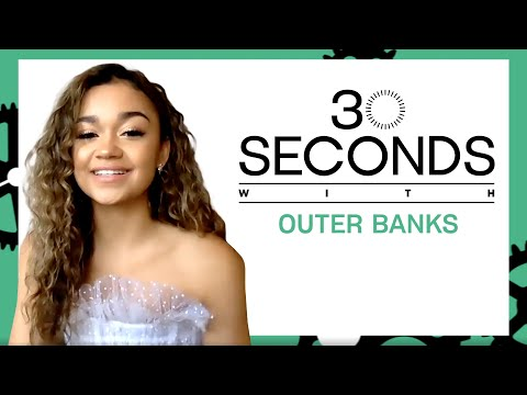 Madelyn Cline & 'Outer Banks' Cast Explain Season 1 in 30 Seconds   Entertainment Weekly