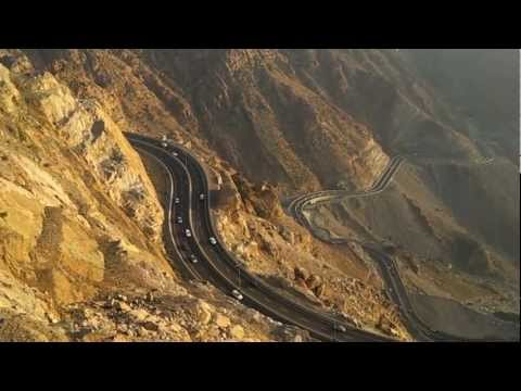 Taif Mountains - holding a millenia history, remarkable story !
