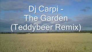 Dj Carpi - The Garden (Teddybeer Remix)