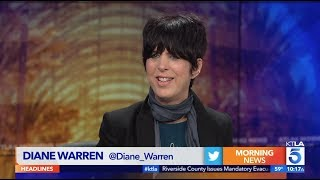 "Grammy Winner Diane Warren on Writing ""I'll Fight"" for ""RBG"" Documentary"