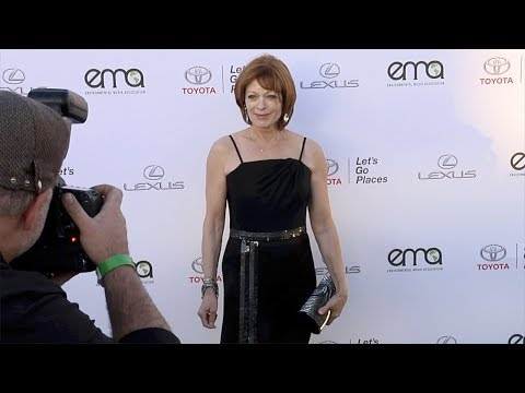 Frances Fisher EMA's 27th Annual Awards Gala Green Carpet