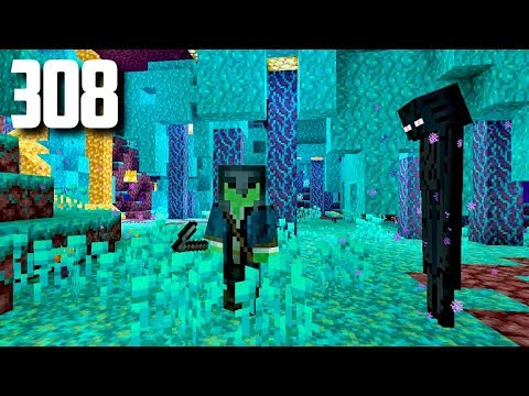 Let's Play Minecraft - Ep.308 : Nether Update!/Mountain Base