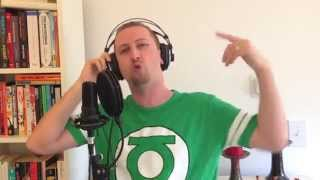 """Overwhelm"" by Blake Brandes (Motivational Blog Rap #9)"