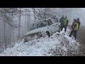 Dobsinska zima 2017( actions&crashes)