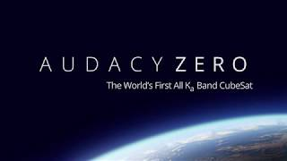 Audacy Zero Präsentation