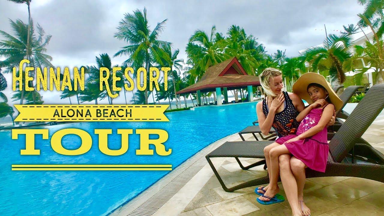 Henann Resort Alona Beach Bohol Tour